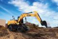 SY155W Pro 小型挖掘机