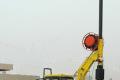 东方之星DFR20轮式半回转旋挖钻机