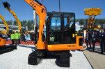京城重工NS75-7履带挖掘机