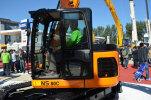 京城重工NS80C履带挖掘机