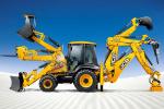 杰西博JCB3CX Eco型挖掘裝載機