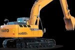 加藤HD512R履帶挖掘機