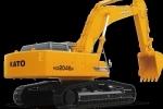 加藤HD2048R履带挖掘机