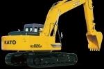 加藤HD820R履帶挖掘機