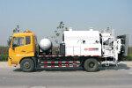 达刚DGL5123TYH-G254旋转料仓式养护车