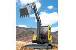 沃爾沃EC55B Pro挖掘機