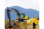 沃尔沃EC240B Prime履带式挖掘机