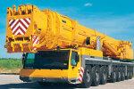 利勃海尔LTM1500-8.1全路面起重机