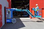 吉尼GenieZ™-20N RJ窄型电动升降机