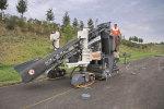 维特根SP15水泥摊铺机