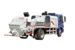 方圆FYG5160THB100混凝土车载泵