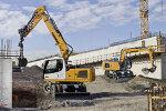 利勃海尔A 900 C Litronic轮式挖掘机