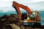 詹阳JY6085履带挖掘机