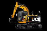 杰西博JCBJS130LC履帶挖掘機
