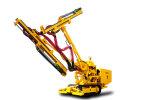 华泰矿冶CMJ2-17履带式双臂掘进钻车