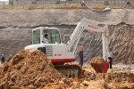 竹內TB153FR履帶挖掘機