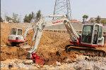 竹內TB160C全液壓挖掘機