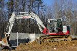 竹內TB150C全液壓挖掘機