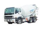 海諾HNJ5259GJBA(日野)混凝土攪拌運輸車