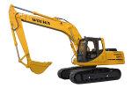沃尔华DLS200-8B履带挖掘机