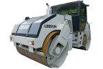 国机洛建LDD212H全液压双钢轮振动压路机