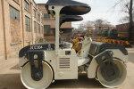 国机洛建JCC204双钢轮振动压路机