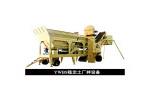 泉筑YWBS-200 移動式穩定土廠拌設備