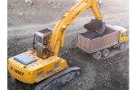 邦立重机CED1000-7履带挖掘机