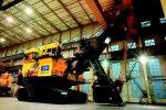 太原重工WK-75履带挖掘机