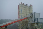 亚龙HZS30水泥混凝土搅拌站