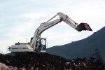 阿特拉斯3607LC履带挖掘机