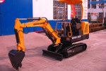 铁力士HDE18履带挖掘机