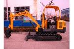 铁力士HDE30履带挖掘机