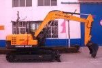 铁力士HDE85履带挖掘机