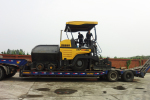 山推SRP60T多功能輪胎攤鋪機