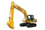 小松HB205-1M0混合動力挖掘機