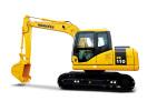 小松PC110-8M0履帶挖掘機