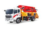 三一SYM5163THBDS 21V8混凝土泵車