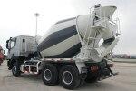 紅巖杰獅C100 390馬力 8X4 混凝土攪拌車(CQ5315GJBHXG336)