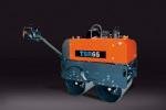 原装日立TSR65手控型压路机