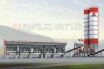 南方路機NWCB700穩定土廠拌設備
