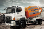 中联重科ZLJ5251GJBG-D混凝土搅拌车