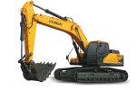 現代R385L VS履帶挖掘機