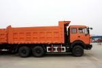 北奔NG80B系列重卡 380馬力 6X4天然氣自卸車(ND3250B38J6Z00)
