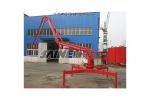 建研HGY13移动式混凝土布料机