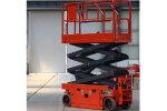 星邦GTJZ0612宽系列自行液压剪叉式高空作业平台