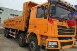 陜汽重卡德龍F3000 375馬力 8X4 8米自卸車(礦用加強版)(SX3316DR406)