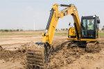 卡特彼勒307E2小型挖掘机