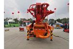长垣农建HNTBC33- 30-120混凝土泵车