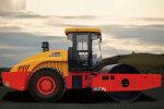 科泰KS265HD单钢轮压路机(双驱)